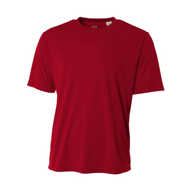A4 Youth 4.0 Ounce Poly Performance T-Shirt - NB3142