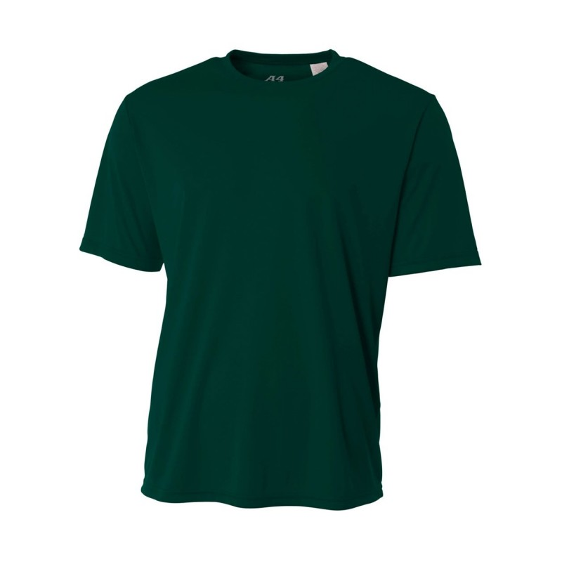 A4 Adult 4.0 Ounce Poly Performance T-Shirt - N3142
