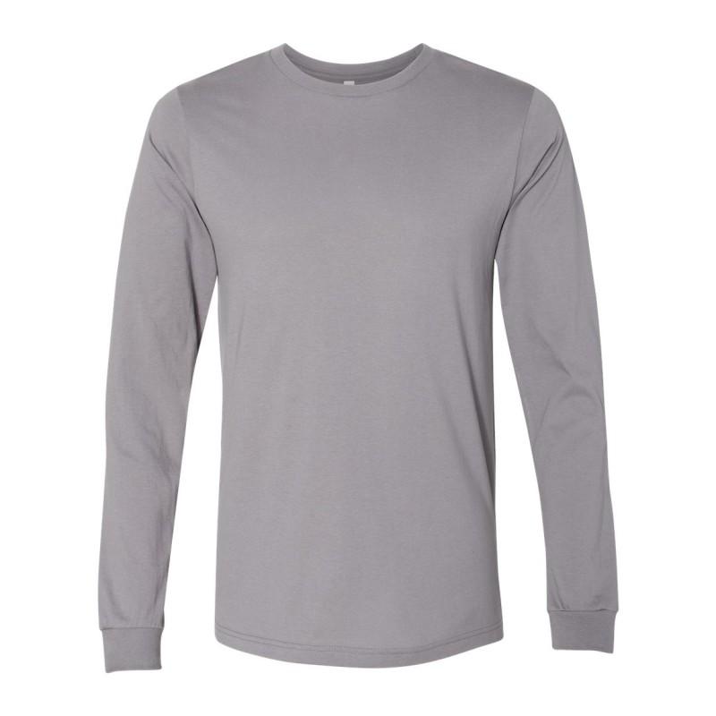 Bella + Canvas Long Sleeve Jersey Tee - 3501
