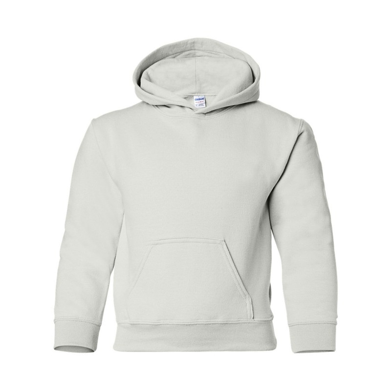 Gildan Heavy Blend Youth Hooded Sweatshirt - 18500B