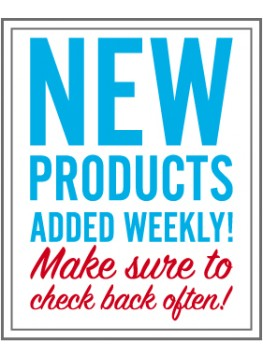 New Products Sidebar